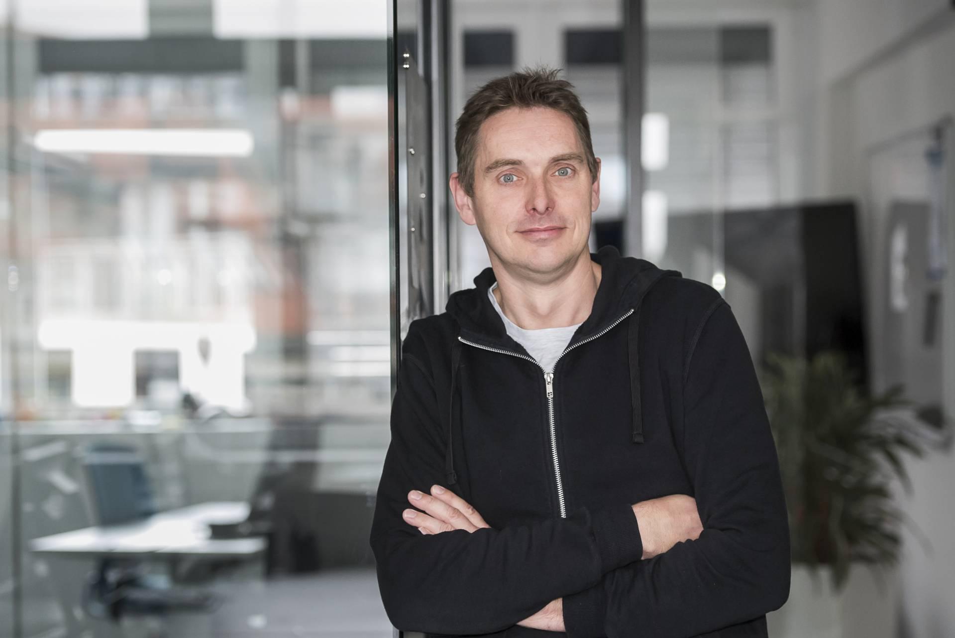 Portrait von Arnd Slavik