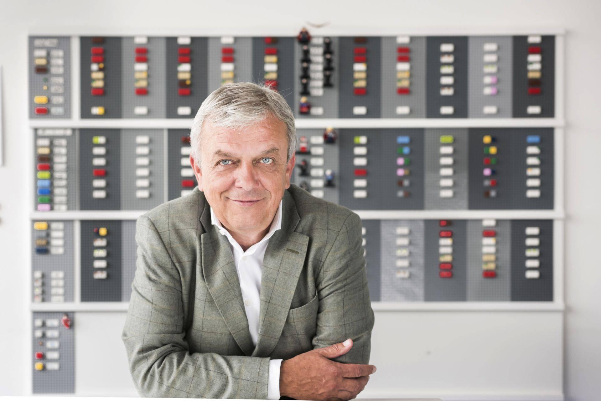 Portrait von Tim Greve