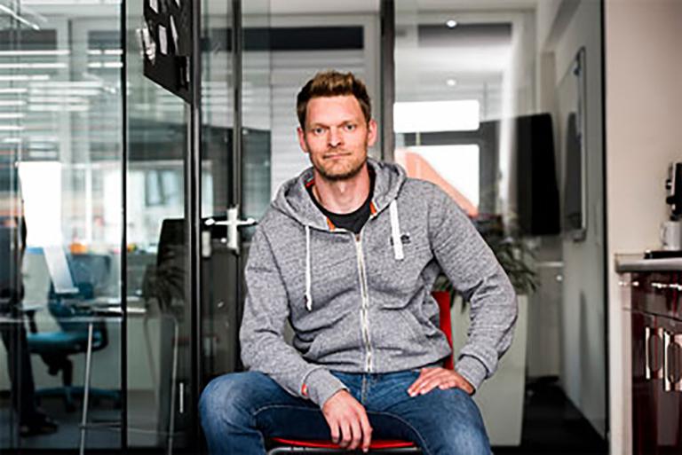 Portrait Carsten de Vries