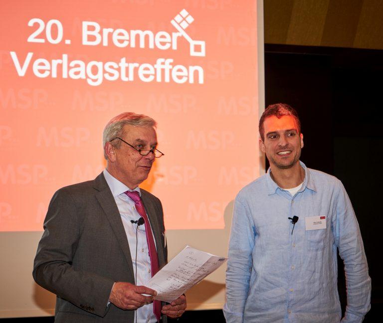 20. Bremer Verlagstreffen