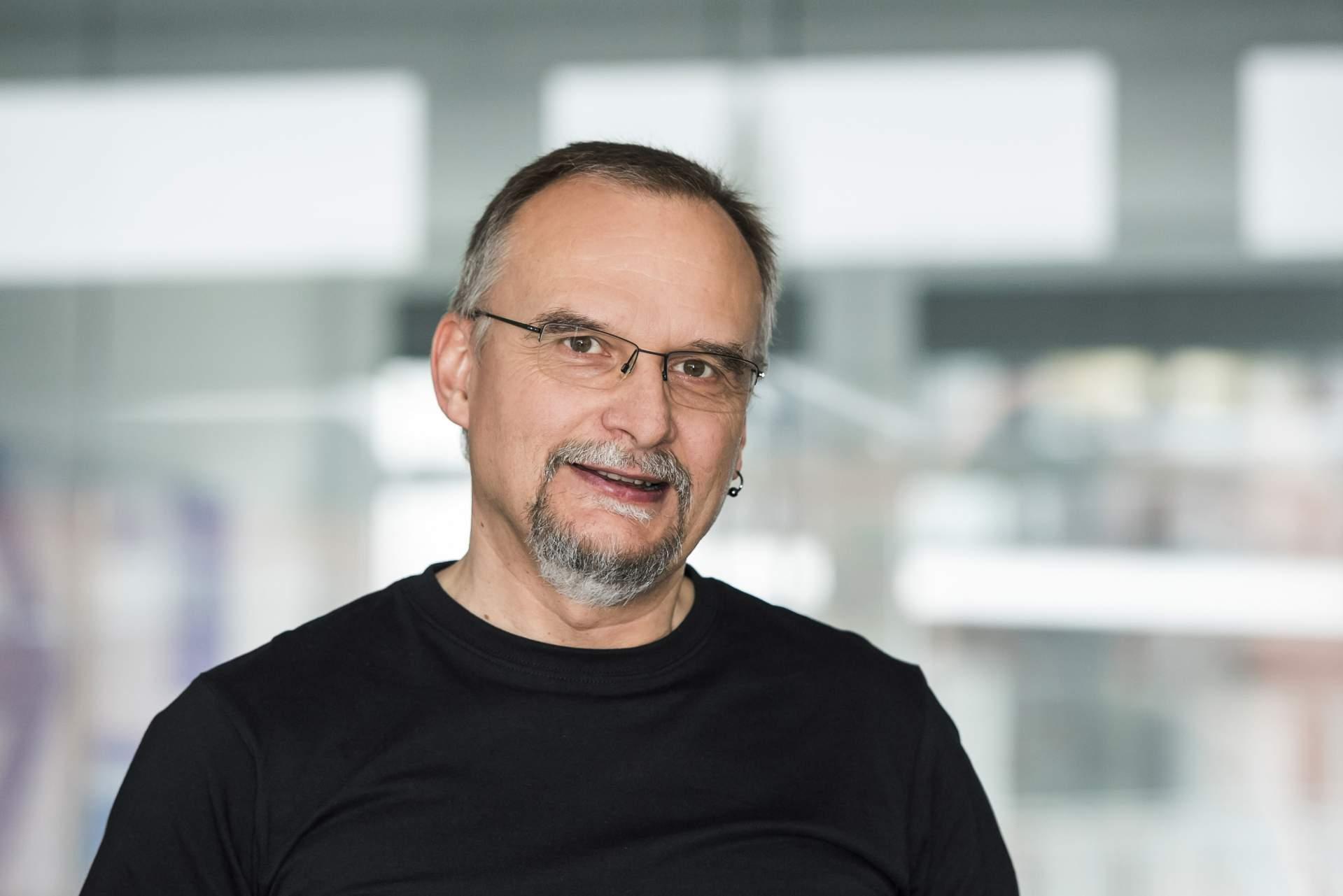 Portrait von Jörg-Peter Walkenhorst