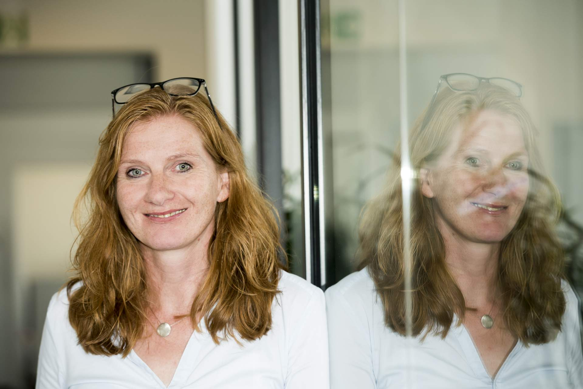 Portrait von Ute Hollmann