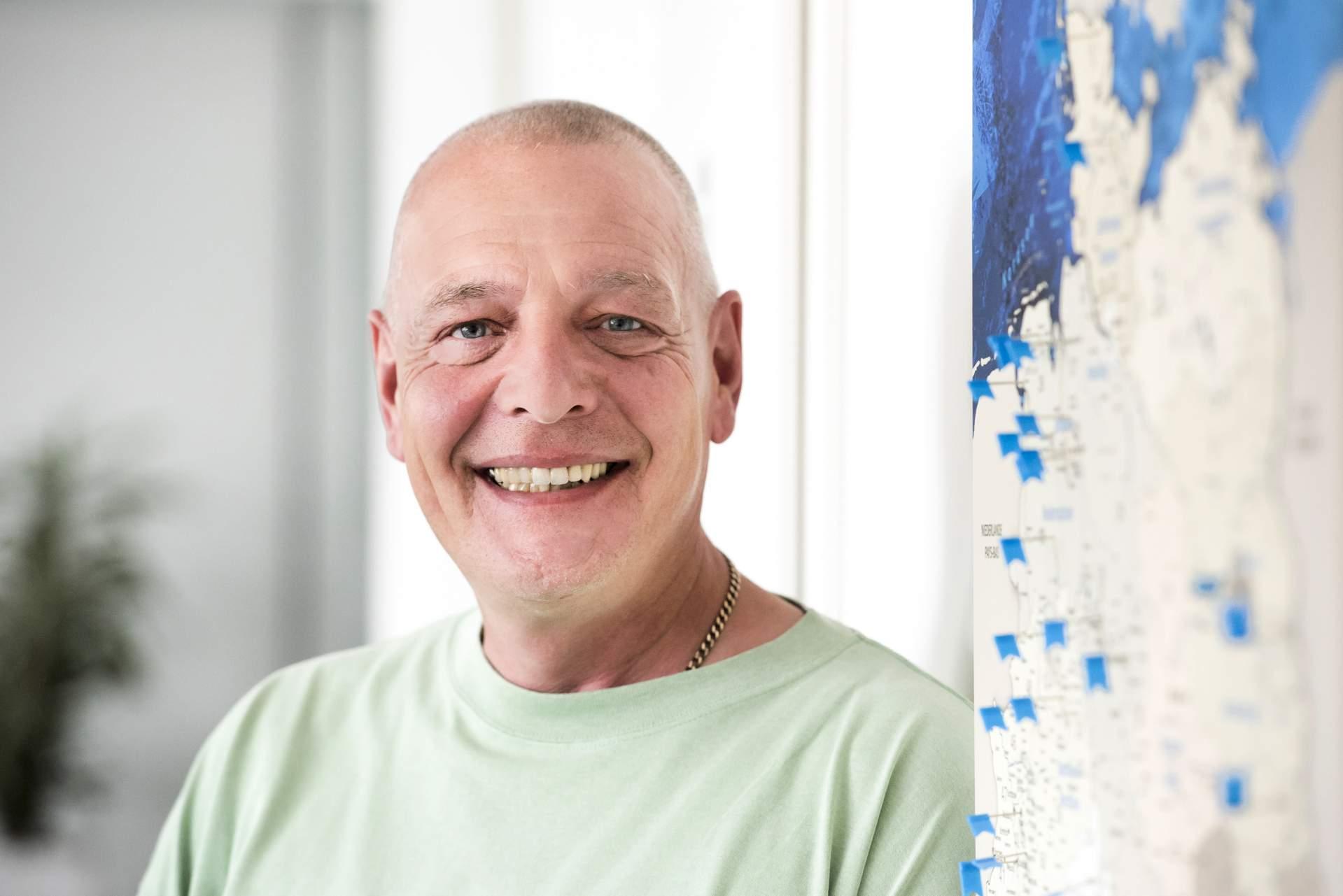 Portrait von Michael Hüttig
