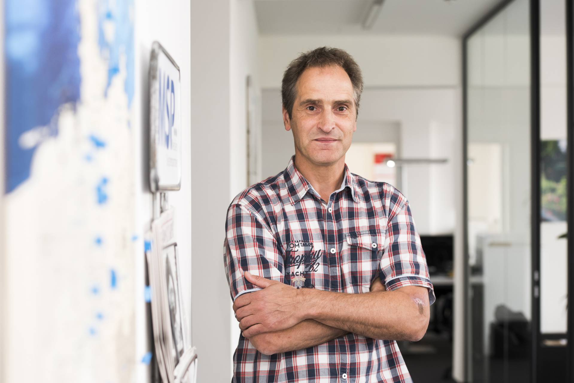 Portrait von Benno Welink