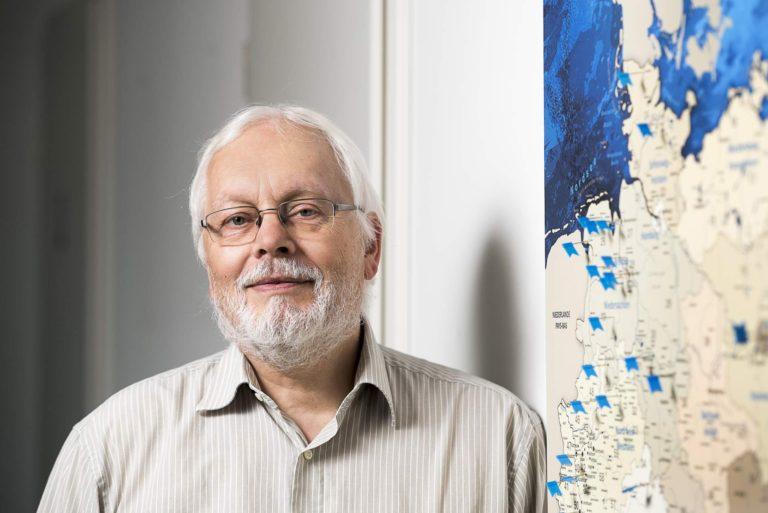 Portrait von Klaus-Jürgen Vagts
