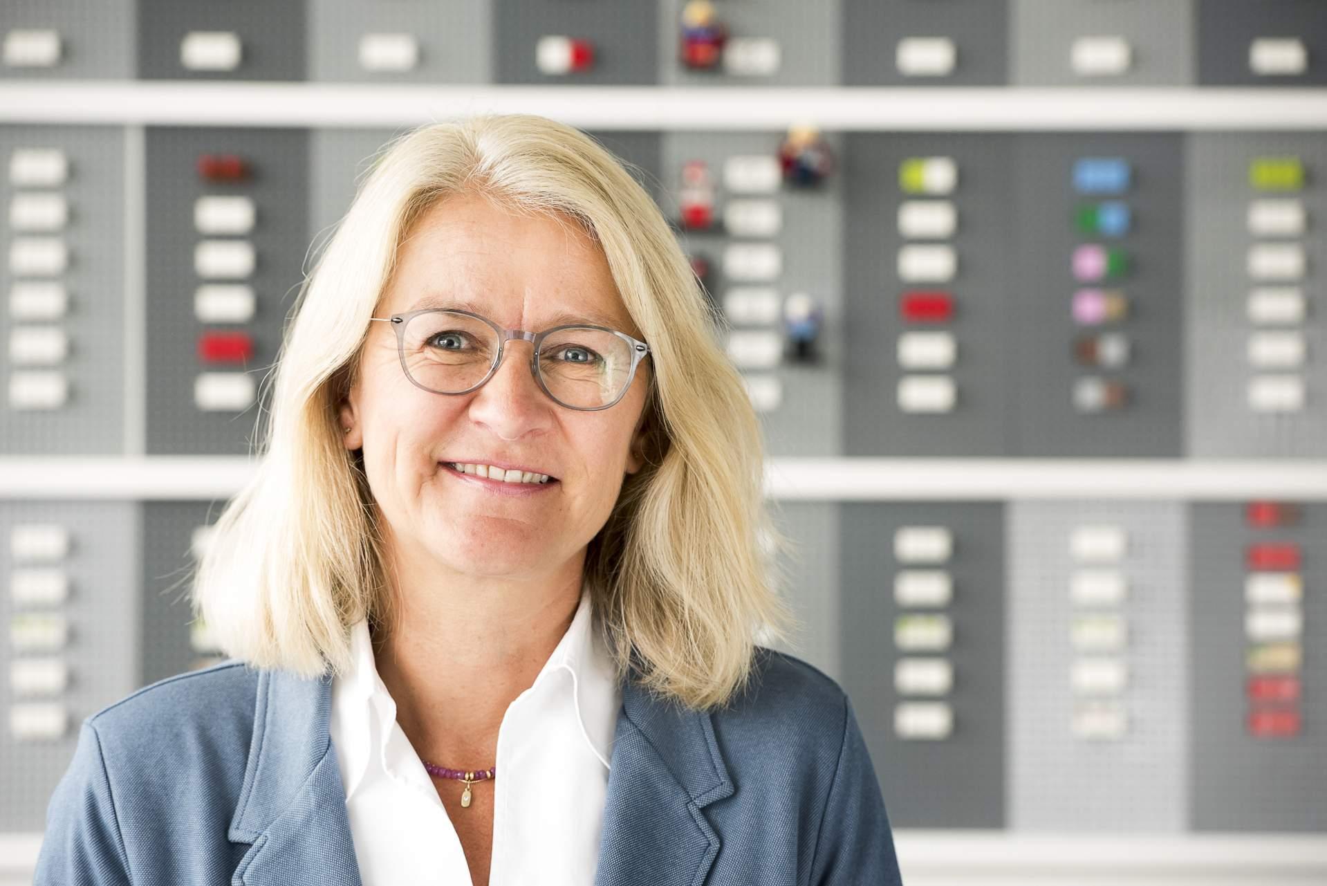 Portrait von Dörte Schole