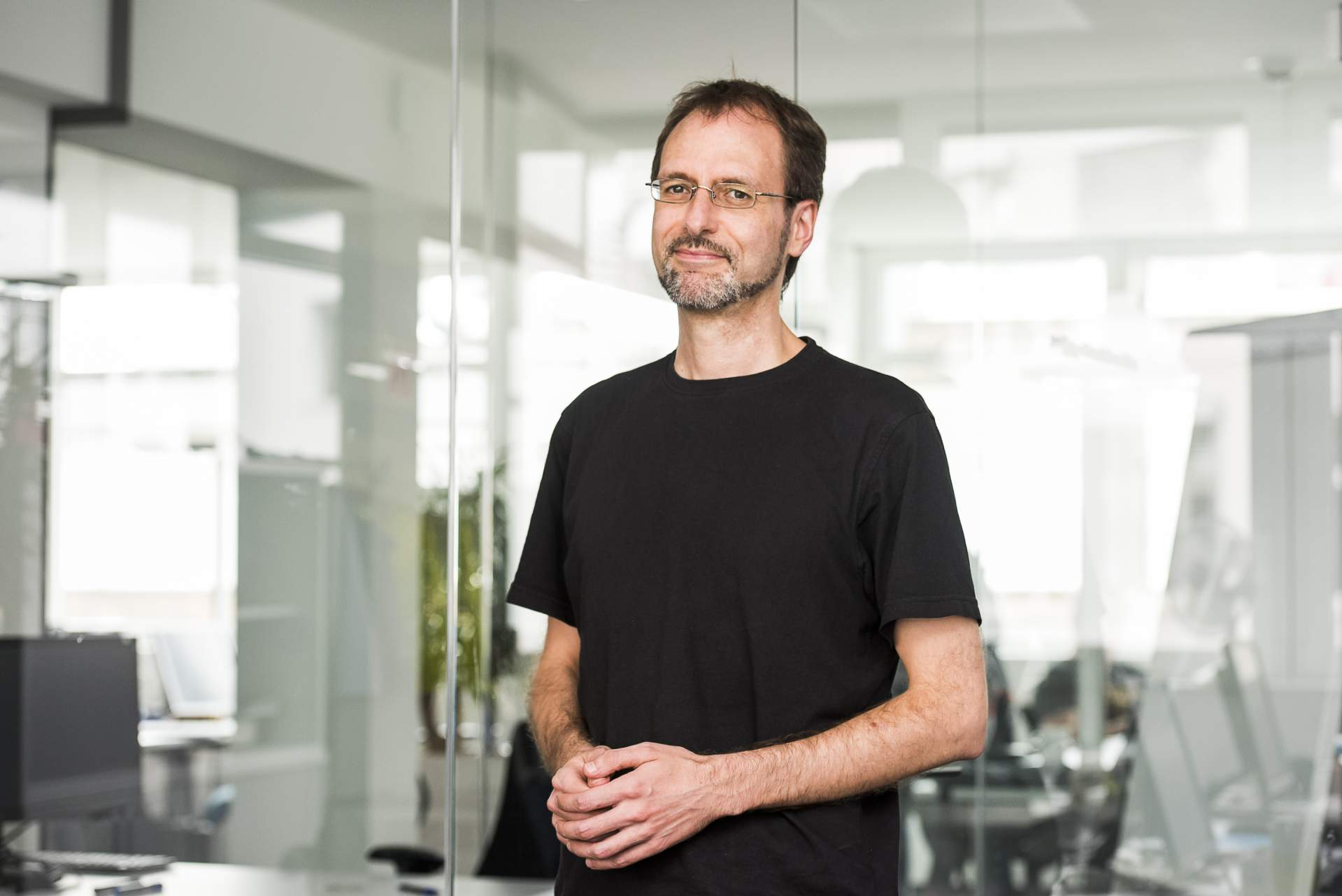 Portrait von Nico Schadowski