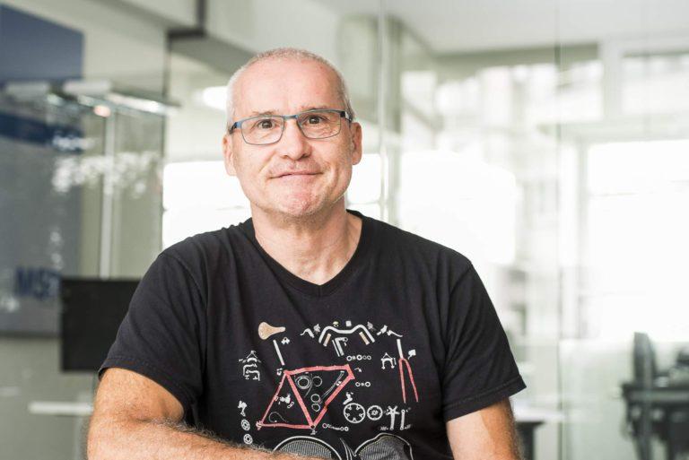 Portrait von Stefan Bolle